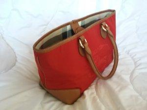 Burberry Handbag red