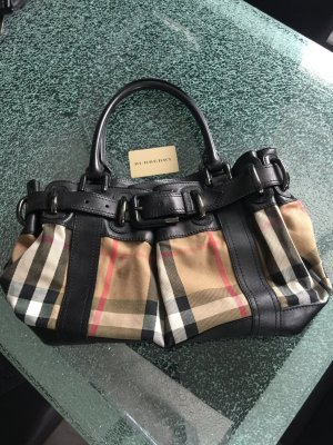 Burberry Handbag multicolored leather
