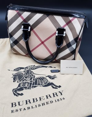 Burberry Sac bowling multicolore