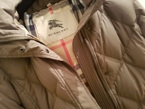 Original Burberry Jacke S nude SALE