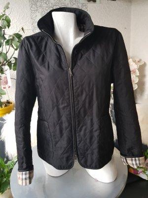 Original Burberry Jacke schwarz Gr. 42 wie neu