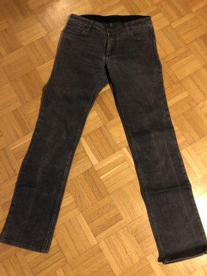 Original Burberry Jeans grey Gr W27 Straight Leg wie neu