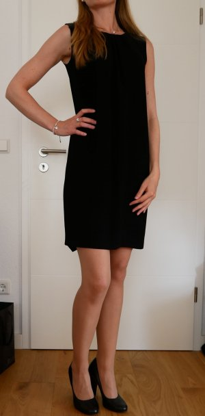 Burberry A Line Dress black