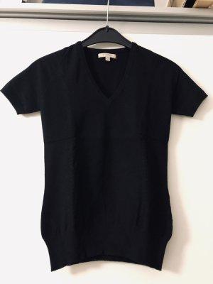 Burberry Short Sleeve Sweater black