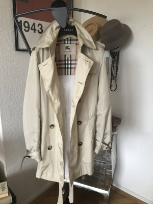 Original BURBERRY London Trenchcoat Mantel beige Gr.S NP749€ Regenmantel