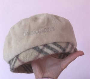 Burberry Fabric Hat multicolored