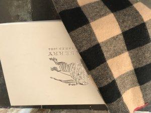 Original Burberry Original Burberry Kaschmir Schlauchschal im Check Muster