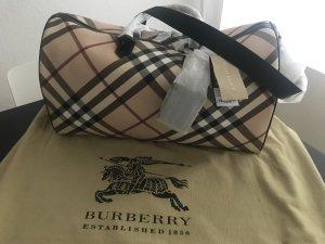 Burberry Sac weekender multicolore
