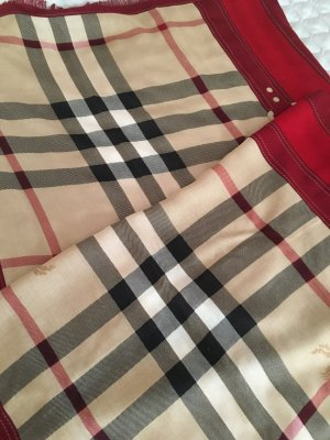 Original Burberry Schal