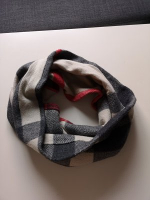 original Burberry Schal Loop  Mega Check Wolle top Zustand