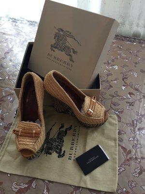 ORIGINAL Burberry, Schuhe, High Heels,Fußbekleidung gr 38/39, NEU