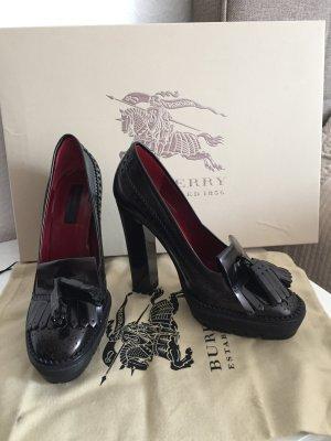Burberry Zapatos negro