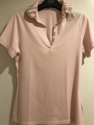 Burberry Shirt dusky pink