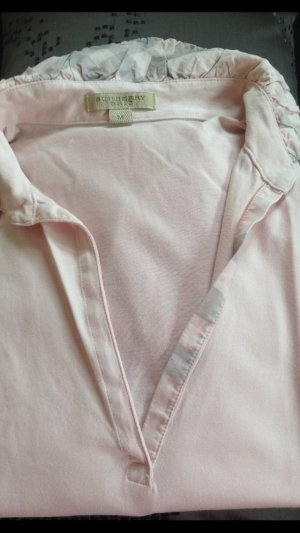 Original Burberry Shirt in Rosa