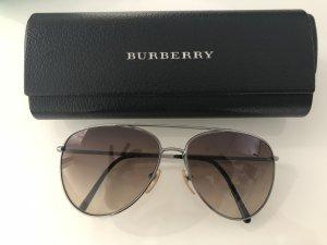 Original Burberry Sonnenbrille Pilotenbrille