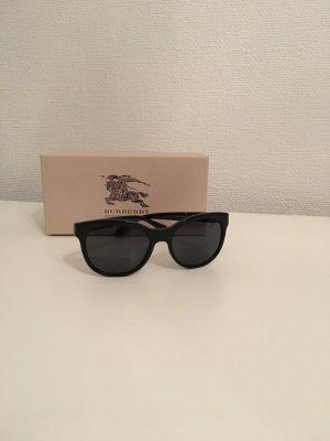 Original Burberry Sonnenbrille schwarz