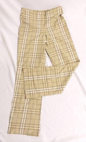 original BURBERRY Stoffhose
