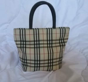 Original Burberry Tasche