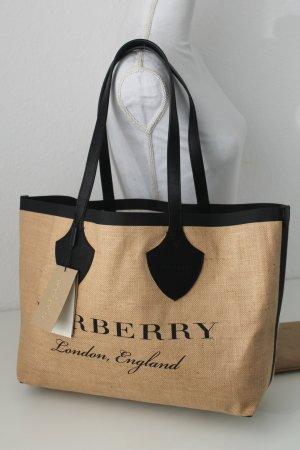 Burberry Tas brons-zwart