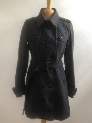 Burberry Trench Coat dark blue