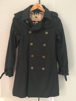 Original Burberry Trenchcoat- Gr.36 / Small / Idealer Regen- oder Übergangsmantel