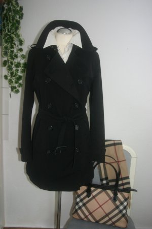 Original Burberry Trenchcoat Gr.42/M UK14 schwarz - NP: 1695,00€