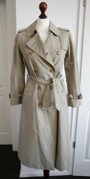Original Burberry Trenchcoat in hellbeige