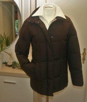 Original Burberry warme Winterjacke Gr.38/S (36) braun Jacke wie Daunenjacke