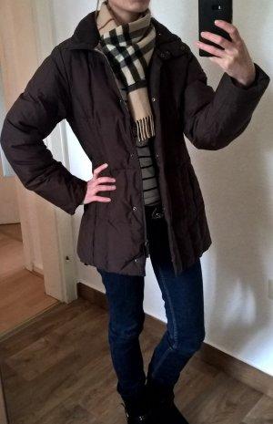 Original Burberry Winterjacke Gr.S (36/38) braun, Jacke warm