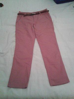 Original Calvin Klein Chino Hose rosa