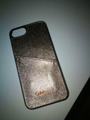 Calvin Klein Mobile Phone Case rose-gold-coloured