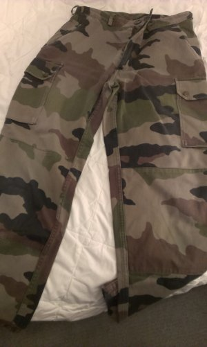 original camoflage Jeans, Military