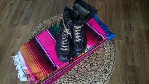 Original Camper Boots, schwarz