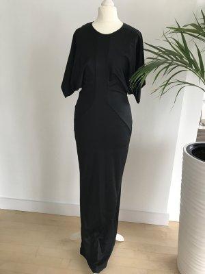 Original CAVALLI Abendkleid XS 34 schwarz wie NEU