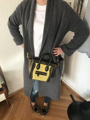 Original CELINE Lagguage Crossbody wNeu Khaki gelb Mini Tasche