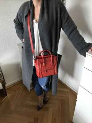 Original CELINE Mini Lagguage Tasche wNe Clutch Umhängetasche