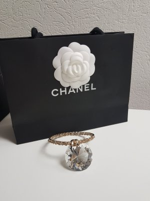Chanel Bangle gold-colored