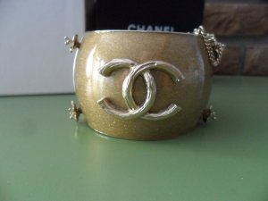 Chanel Armlet gold-colored metal
