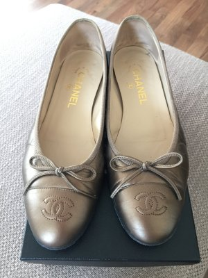 Original Chanel Ballerina in 38,5