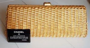 Chanel Bolso color oro