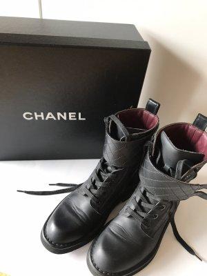 Chanel Low boot noir