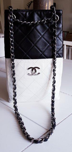 original Chanel Black & White Borse Bag