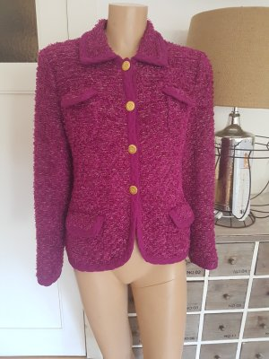 original Chanel Boucle Tweed Jacke 2006
