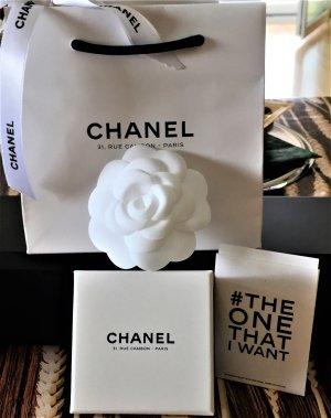 Original Chanel Brosche 31Rue Cambon Camelie Neu mit OVP