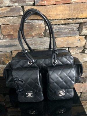 Original Chanel Cambon Reporter Bag Handtasche