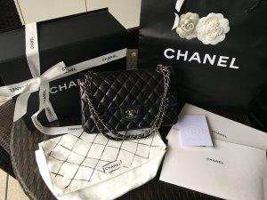 Original Chanel Double Flap Bag mit Rechnung und Zubehör