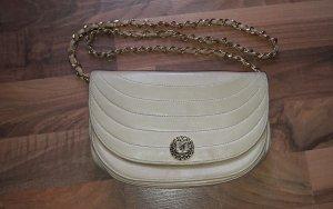 Original Chanel flap bag woc Half moon wallet on chain