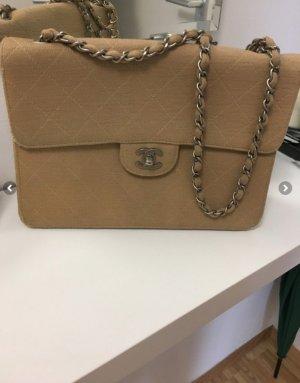 Chanel Handtas beige