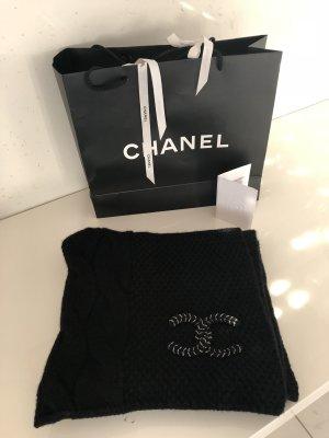 Chanel Sjaal van kasjmier zwart