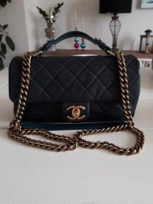 original Chanel Kaviar Timeless Affinity Business Bag